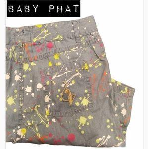 Baby Phat Shorts 10/12